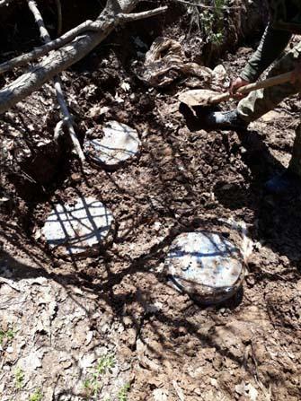 Bitlis'te 380 kilo patlayıcı imha edildi