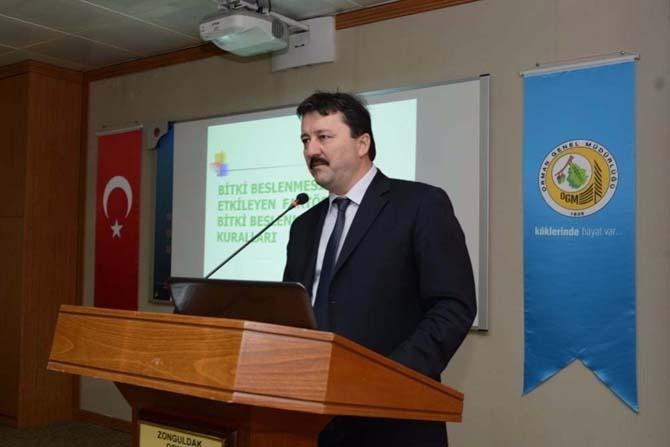 Zonguldak OBM'de değerlendirme toplantısı düzenlendi