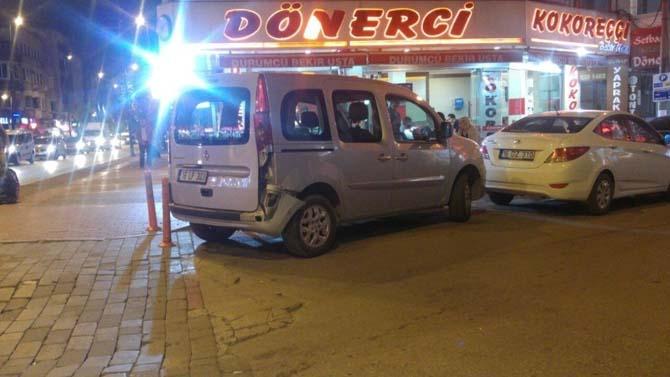 Bursa'da aksiyon dolu gece