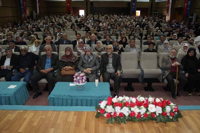 Elazığ'da, hac hazırlık semineri