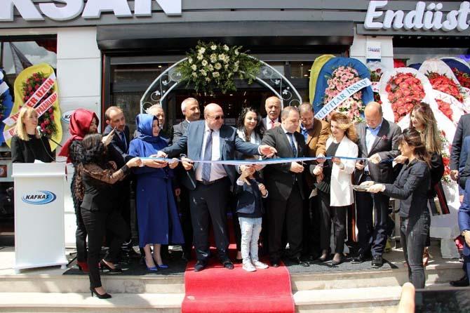 Kafkas Erzurum şubesi açıldı