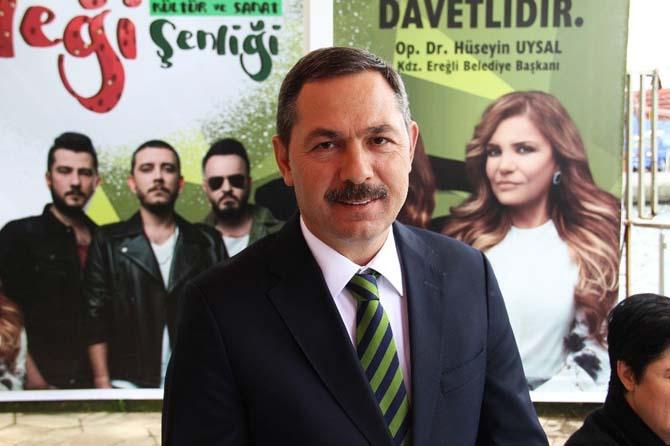 Uysal, Osmanlı Çileği Şenliklerine davet etti
