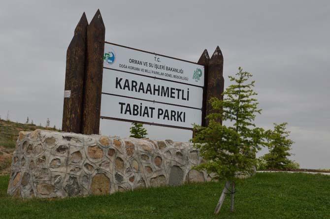 Kırıkkale'nin ilk ve tek tabiat parkı