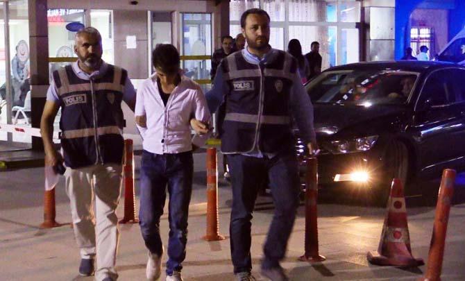 Konya'da bir esnafı darp eden iki Suriyeli gözaltına alındı