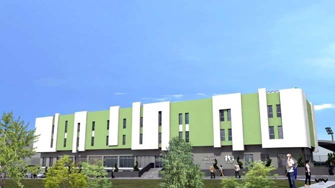 Yeşilova Esnaf Spor Kompleksi modernize edilecek