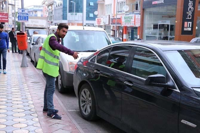 Malatya'da sürücülerin parkmetreye 3 milyon TL borcu var