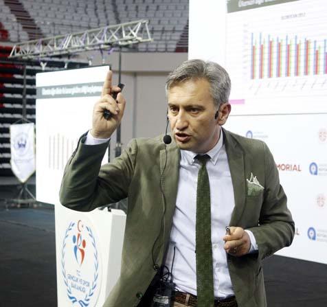 Antalya'da 'kanser' okullarda ders olarak anlatılacak