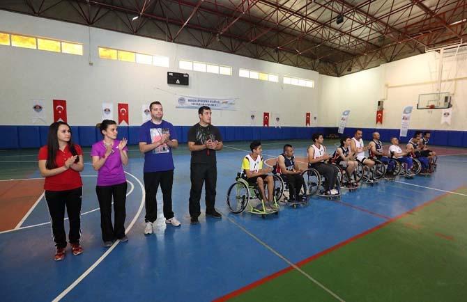 'Sporda Biz Engel Siz Projesi' ilçelere taşındı