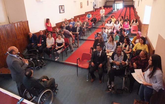 Prof. Dr. Ozan Bahar, Milaslılarla buluştu