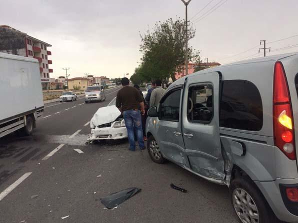 Niğde'de 2 ayrı kaza: 5 yaralı
