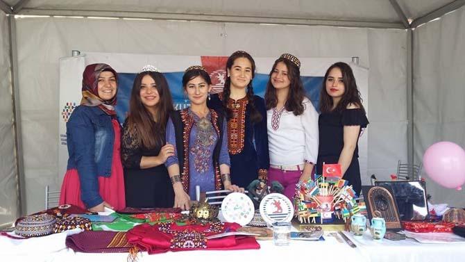 Avrupa Gençlik Haftası etkinlikleri başladı