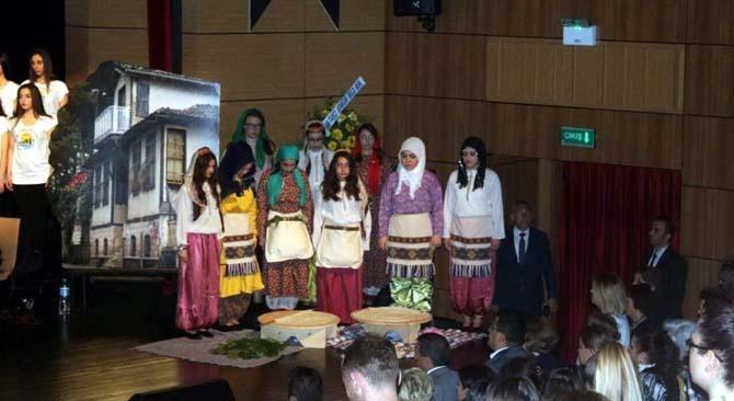 Öğrenciler Samsun'u tanıttı