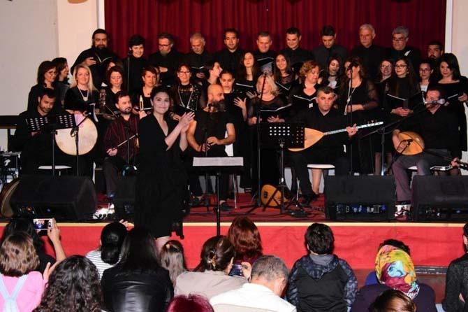 Alternatif Sahne'de Türk Halk Müziği gecesi
