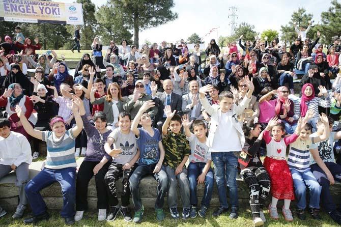 Sultangazi'de Engelliler Haftası etkinlikleri