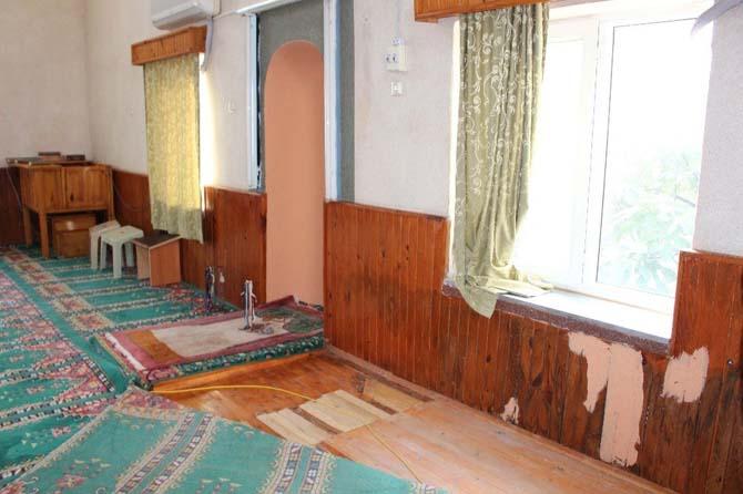 Büyükşehir Belediyesi, Beyrebucak Cami'ni yeniledi