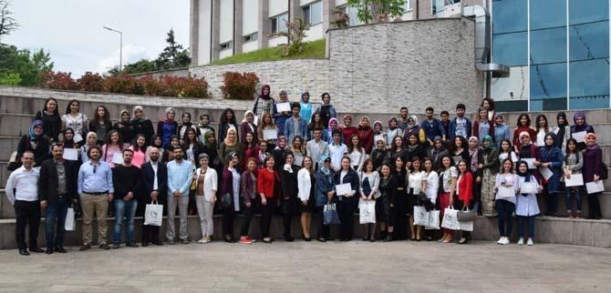 Düzce Üniversitesi ev sahipliği yaptı