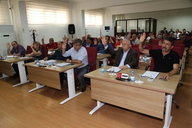 Efeler Belediyesinden romanlara destek