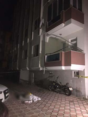 FETÖ imamı polisten kaçmak isterken balkondan düşüp öldü