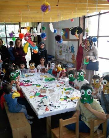 Büyükşehir'den Dünya Çölyaklılar Günü etkinliği