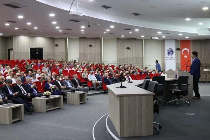 Meslek Yükseokulları Akademik Genel Kurulu Toplantısı düzenlendi