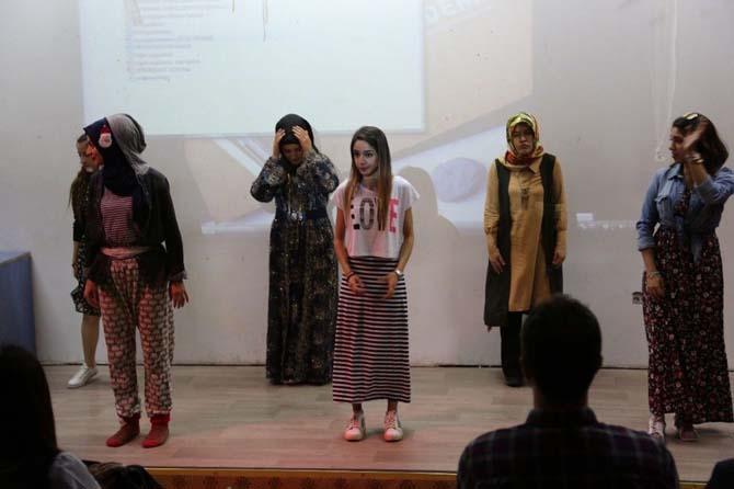 Sosyal bilimler MYO'da çocuk gelişimi programı tanıtıldı
