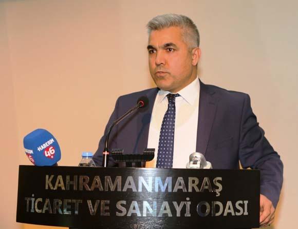 Kahramanmaraş'ta istihdam 10 yılda 3 kat arttı