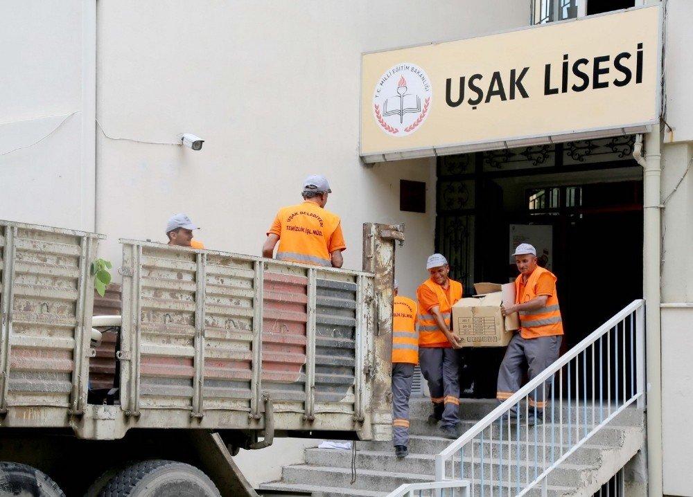 Uşak'ın mega projesi için bir adım daha atıldı