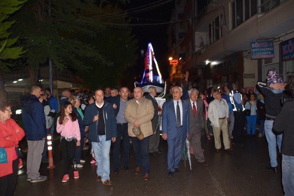 Sinop'ta geleneksel Helesa Şenlikleri kutlandı