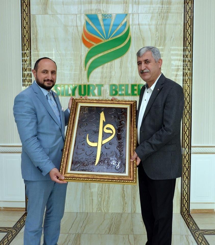 Başkan Polat, MTTB genel başkanı ve yönetim kurulunu ağırladı