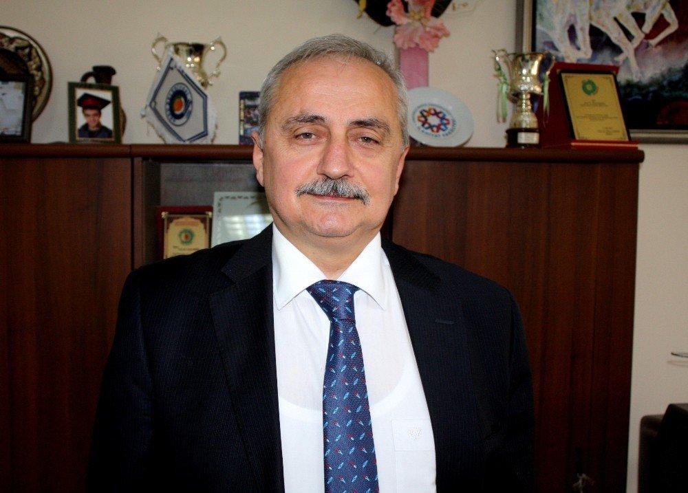 """Prof. Dr. Demir: """"Dengeli yağışlar tarım için önemli"""""""