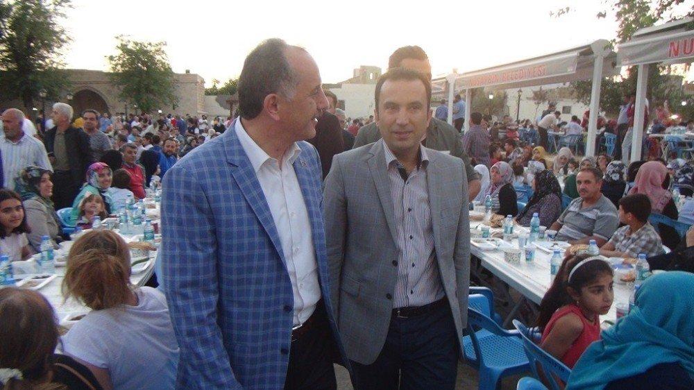 Bağcılar Belediyesi Nusaybin'de iftar verdi