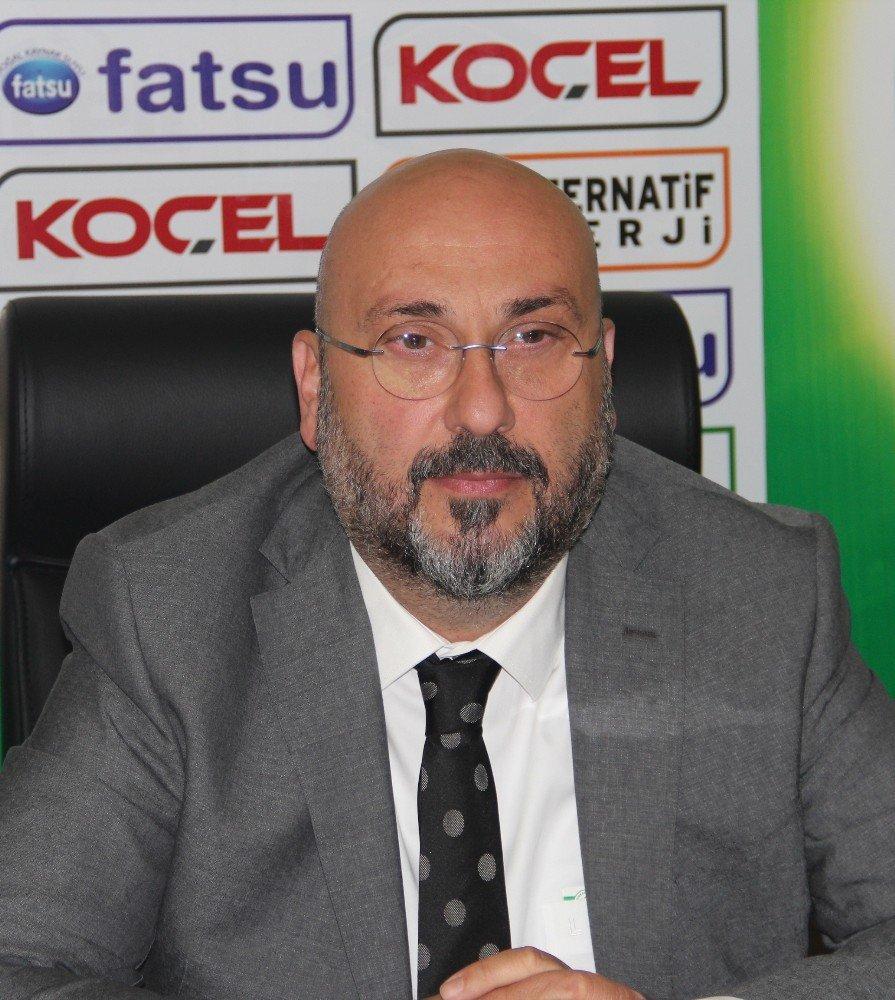 Giresunspor, Gökhan Süzen'e imza attırdı