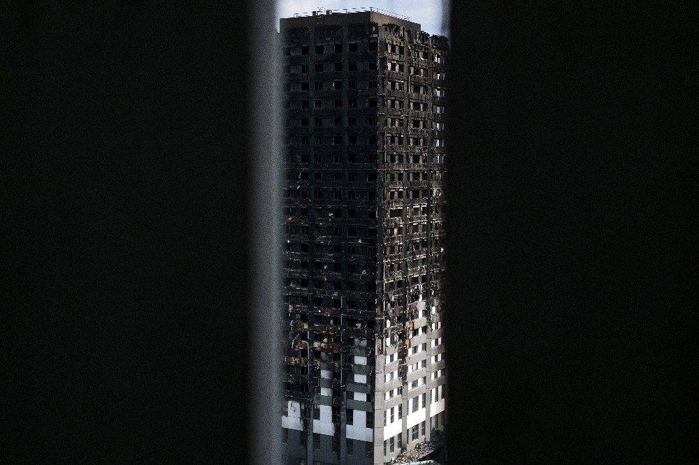 Londra'da yangında acı bilanço: 79 ölü