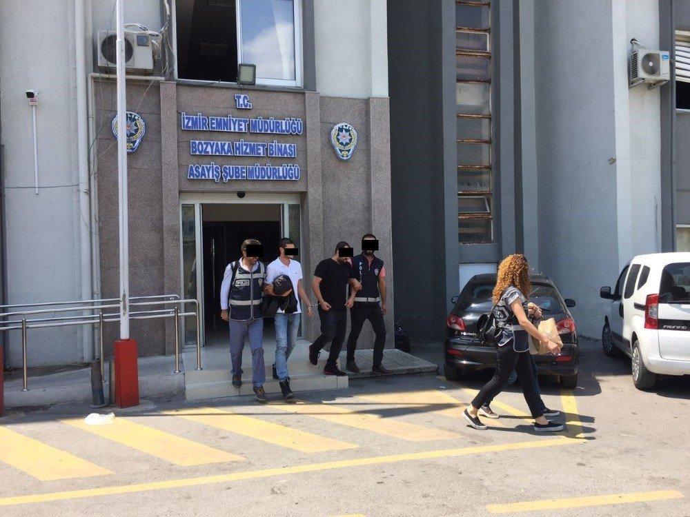 İzmir'de 6 milyonluk vurgun böyle ortaya çıktı