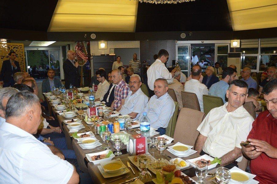 MGC'den basın mensuplarına iftar