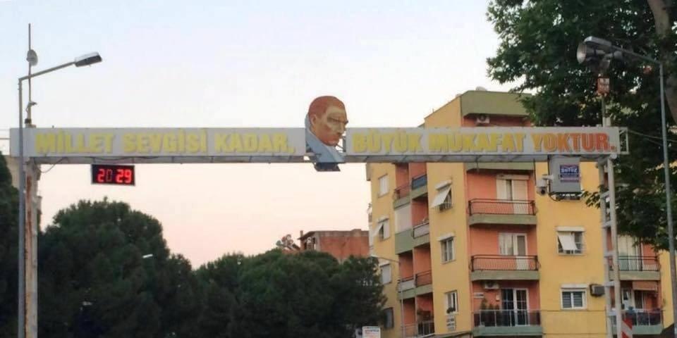 AK Parti İl Başkanı Özmen'den 'Kuyucak' açıklaması