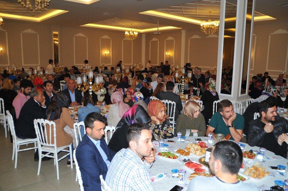 AK Parti'den Bafra'da iftar
