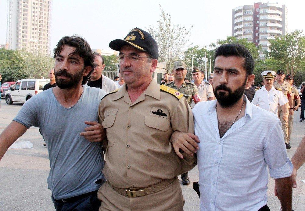Mersin'de darbe girişimi davası yarın başlıyor