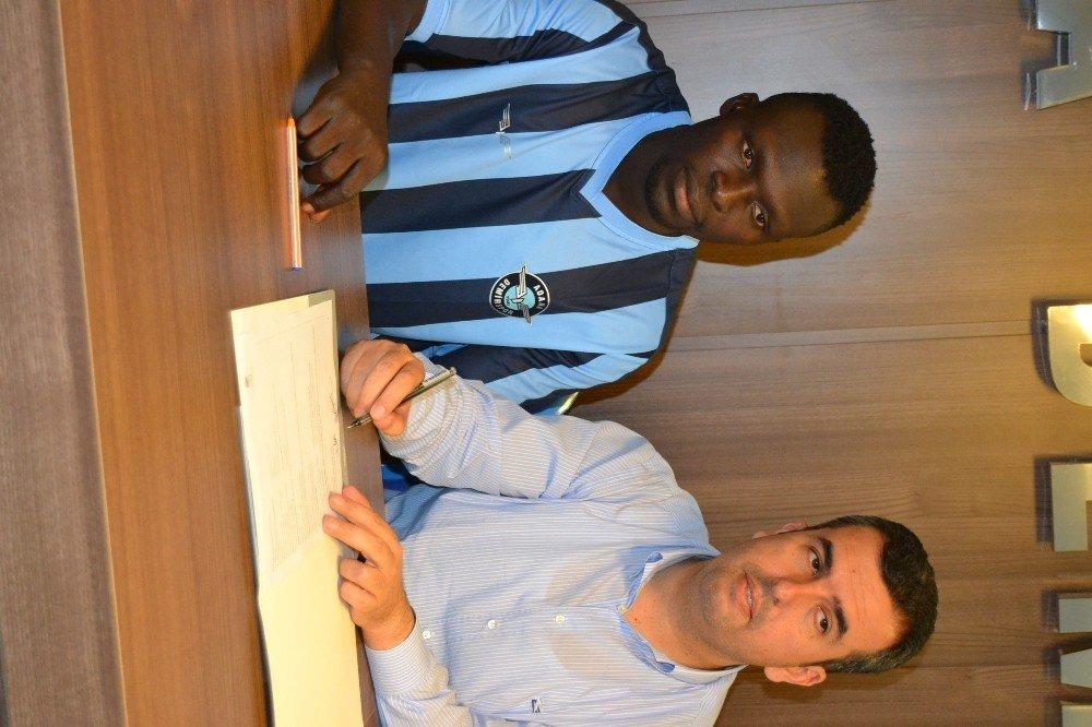 Adana Demirspor, Lalawele Atakora ile 1 yıllık sözleşme imzaladı