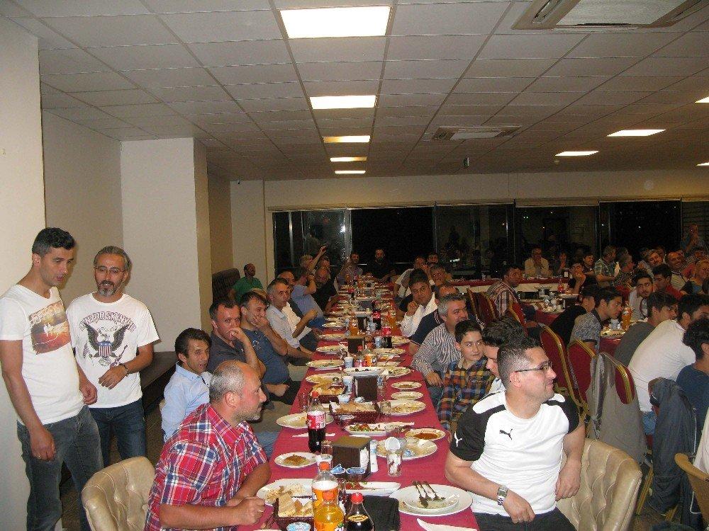 İzmit Yetiştirme Yurdu öğrencilerini buluşturan iftar