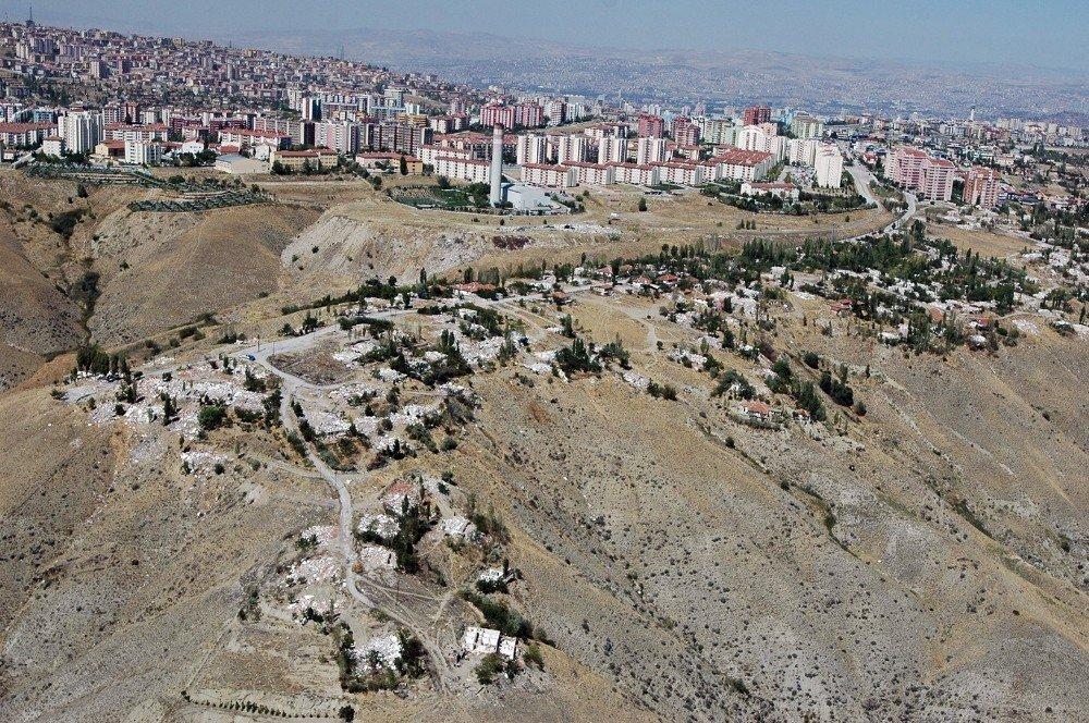 Başkent'te 20 bin gecekondu yıkıldı