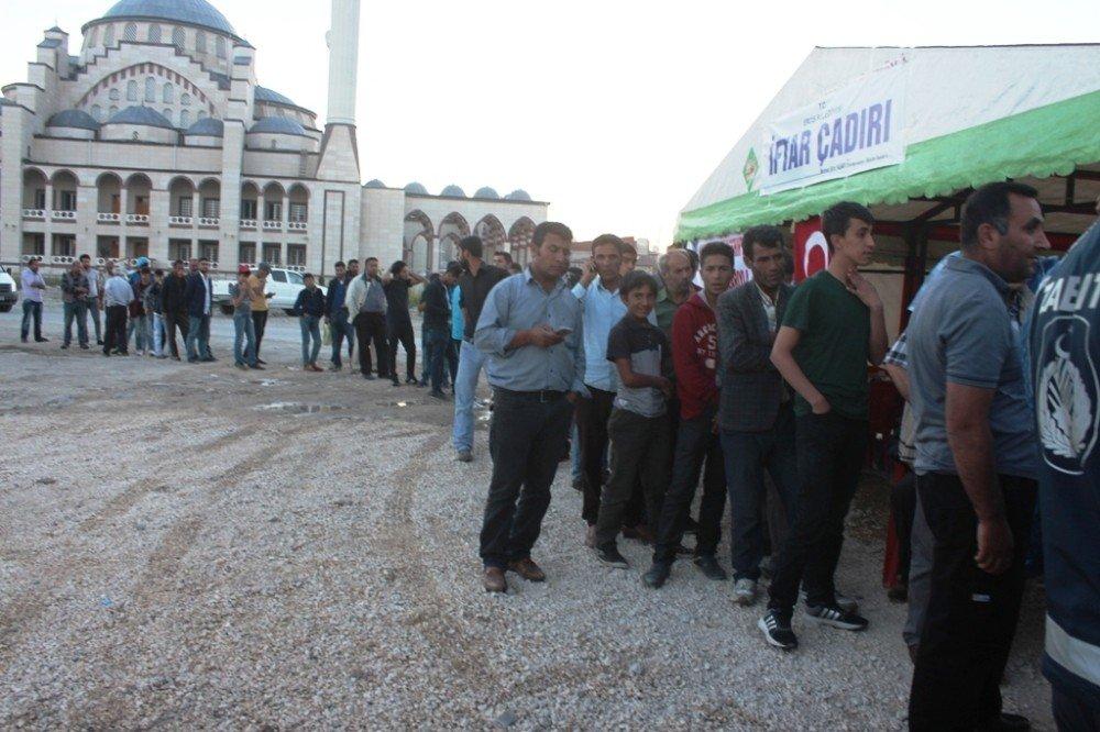 Ankara Büyükşehir Belediyesinden iftar