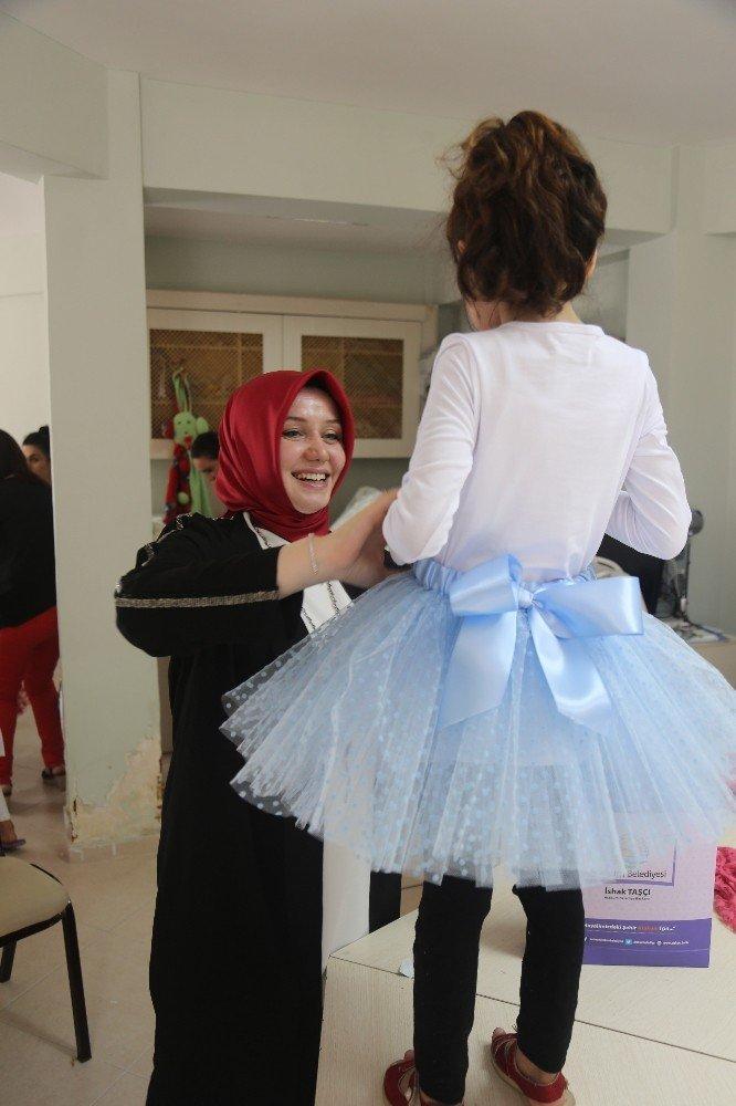 """Atakum'da """"Her Çocuk Bayramlık İster"""" kampanyası"""
