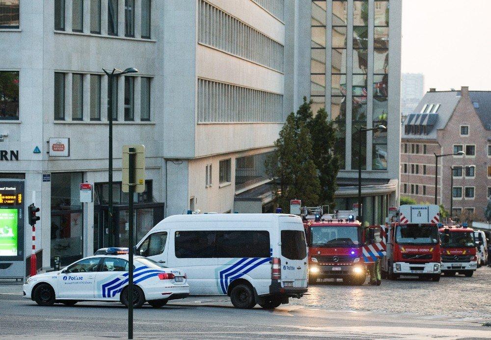 Brüksel'deki patlamada saldırgan etkisiz hale getirildi