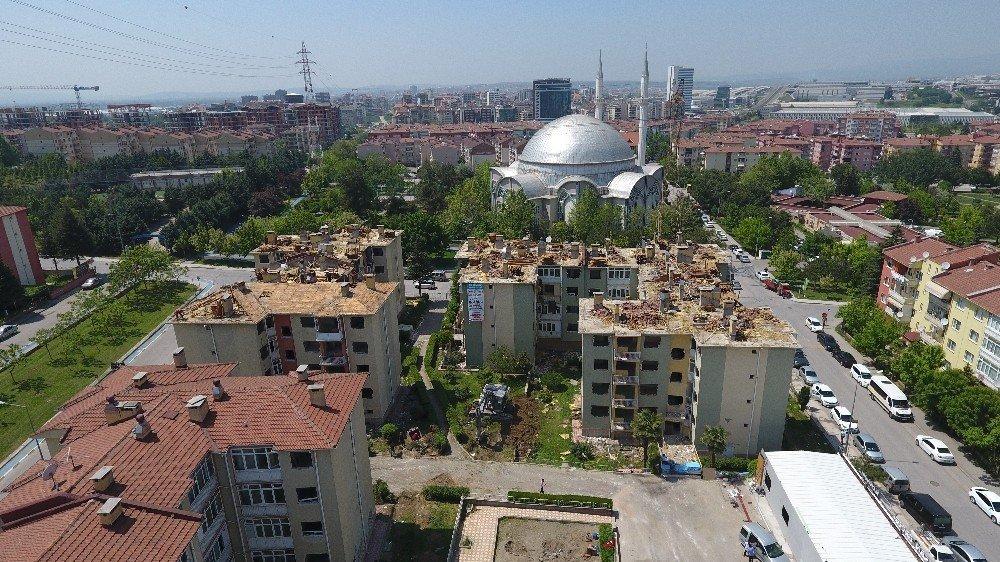 Bursa'da 191 site kentsel dönüşüme girdi, Başkan Altepe bitişik nizamlar için yol gösterdi