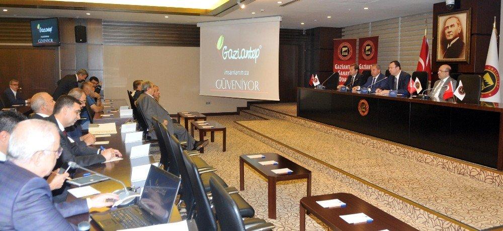 GSO Haziran ayı meclis toplantısı yapıldı