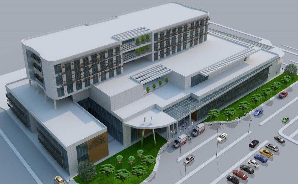 Gifa Holding'den KKTC'ye çocuk hastanesi