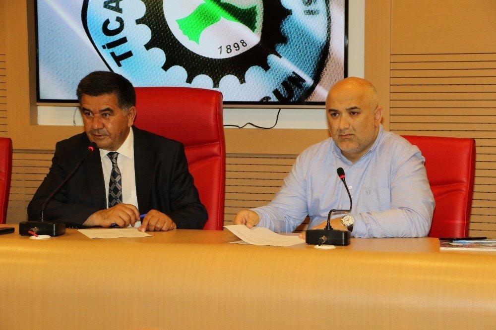 GTSO Haziran ayı Meclis Toplantısı yapıldı