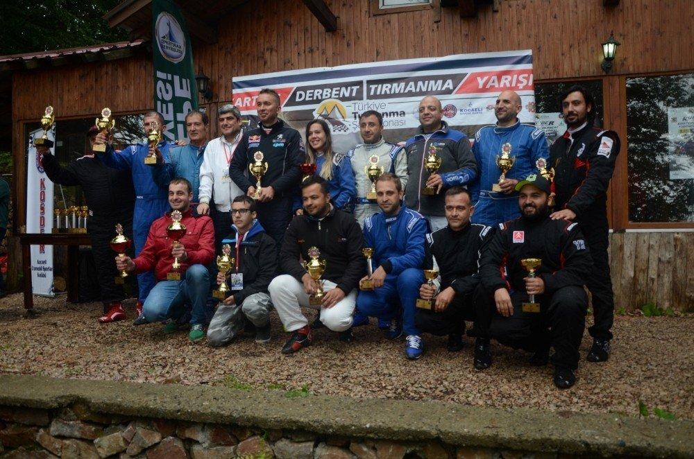 2017 Türkiye Tırmanma Şampiyonası nefes kesti