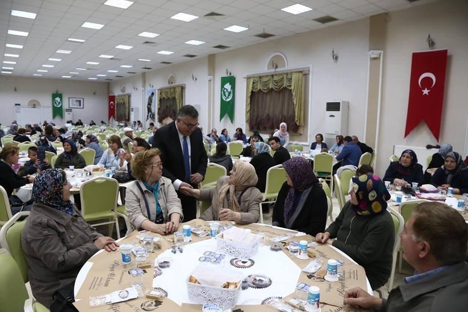 Geleneksel mahalle iftarları sona erdi